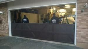 garage panels